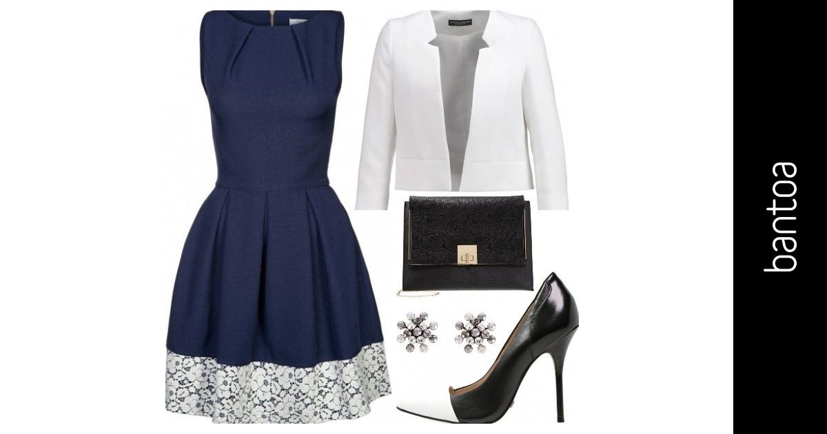 Outfit elegante anni u0026#39;50 outfit donna | Bantoa