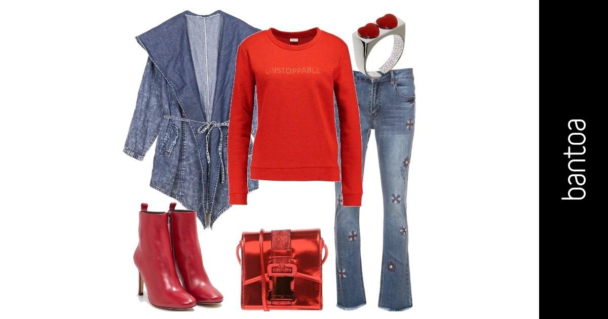 I Donna Tutti Outfit Stivali Bantoa Giorni Rossi Hwh4bx8f Per Trendy Hp7qanf