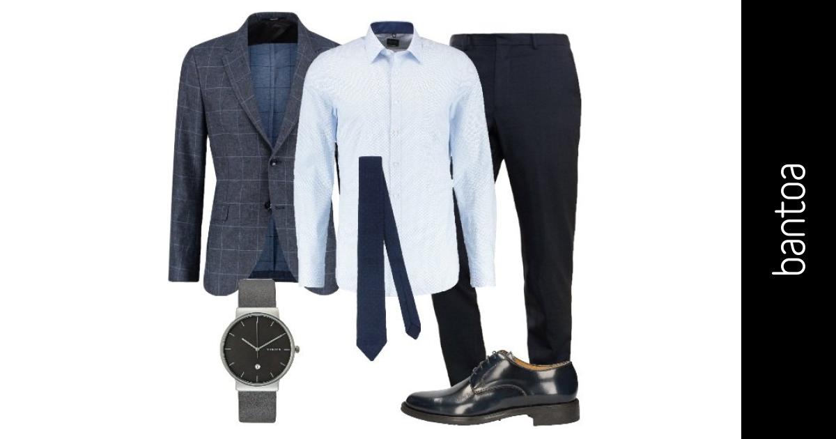 Outfit Ufficio Uomo : Impeccabile a lavoro outfit uomo business elegance per ufficio e