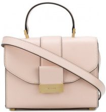 Visone - classic top-handle tote - women - Leather - OS - NUDE & NEUTRALS