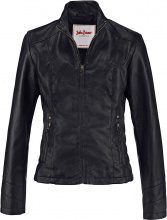 Giacca in similpelle (Nero) - John Baner JEANSWEAR